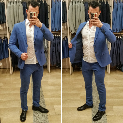 Completo Per Matrimonio Uomo : Abiti cerimonia uomo la matta abbigliamento scopri le