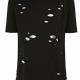 T-shirt strappata lunga