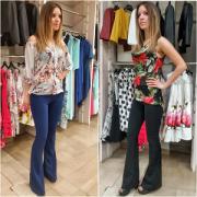 Pantaloni a zampa LA MATTA Abbigliamento