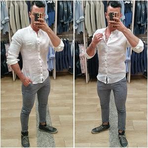 Imperial Shop Online: camicia e pantalone