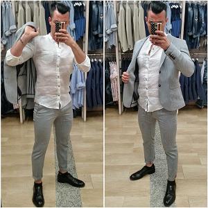 Abbigliamento uomo per sabato sera