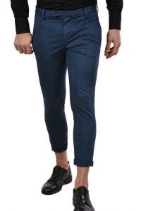 Pantaloni con i risvoltini
