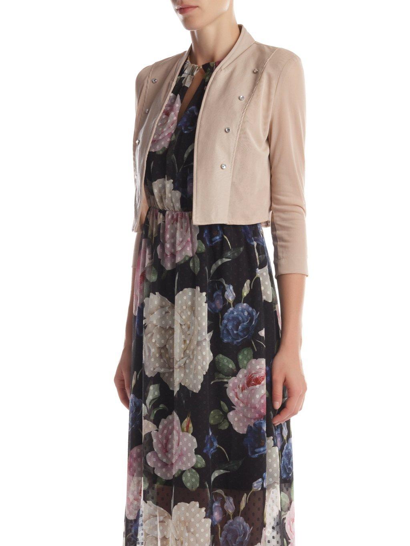 La Giacca AbbigliamentoShop Online Borchie Rinascimento Matta 3jALq4R5