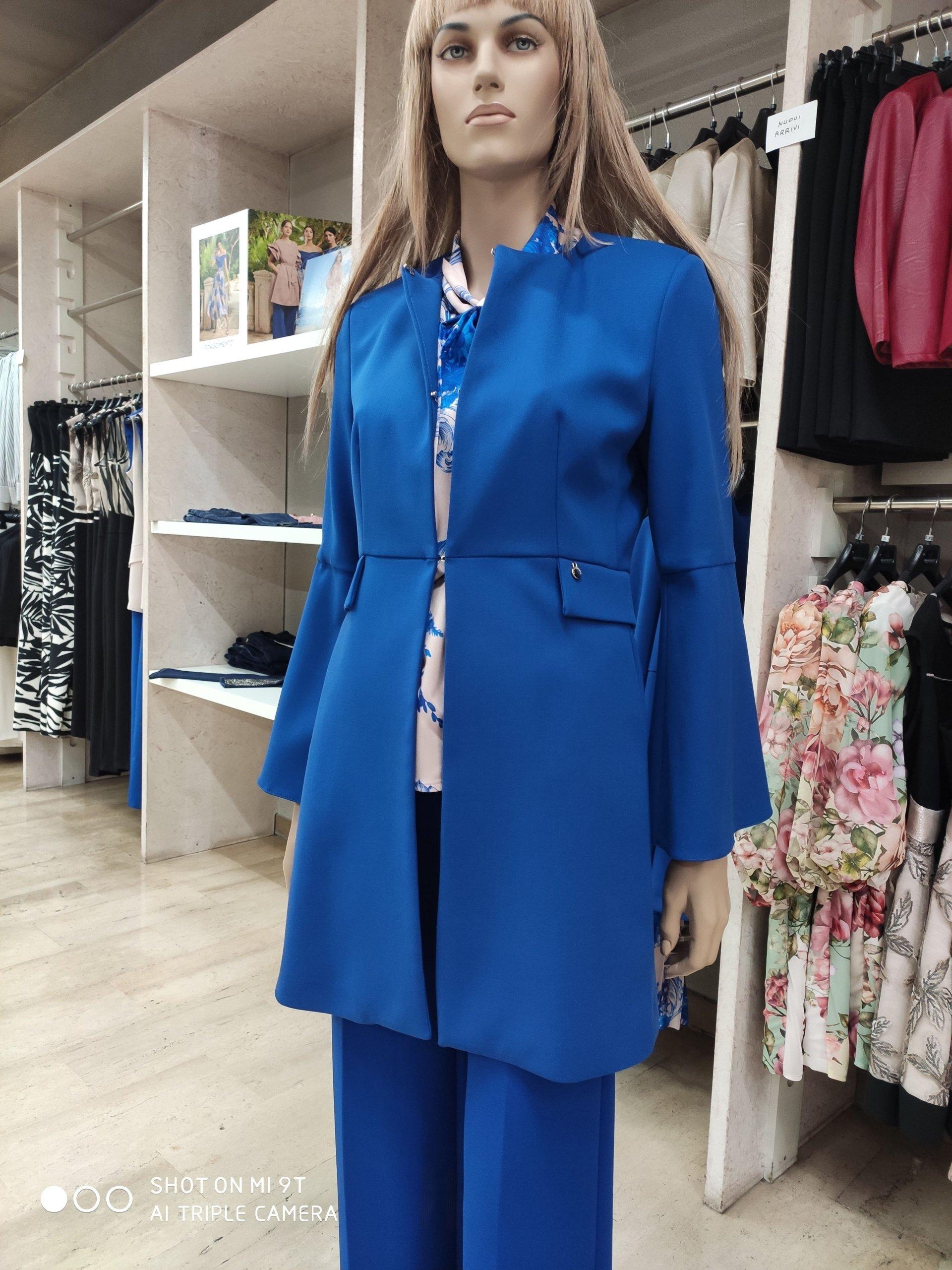 Cappotto RINASCIMENTO PE 2020 LA MATTA Abbigliamento | Shop
