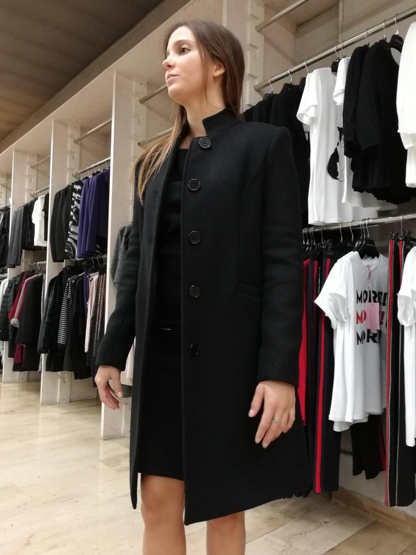 Rinascimento cappotto nero Rinascimento cappotto nero ... 30d3d1f1e8f