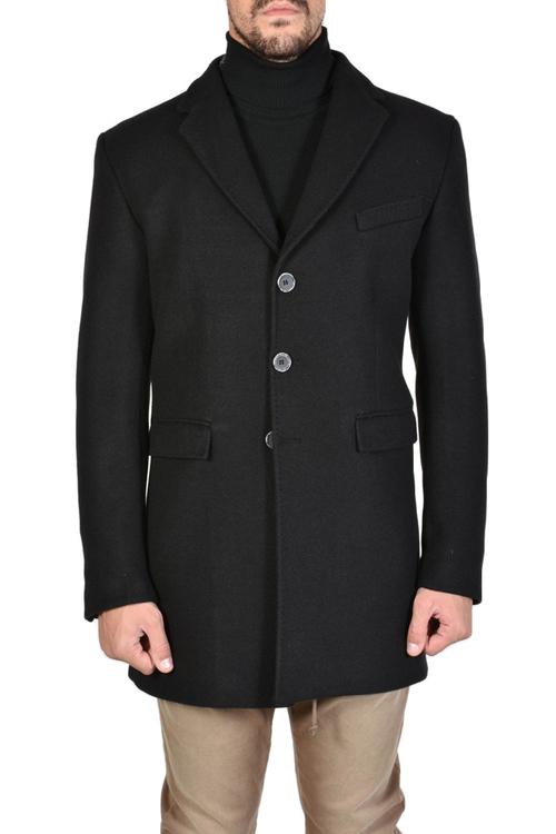 Cappotto in panno UOMO - LA MATTA Abbigliamento  858db78a2d03