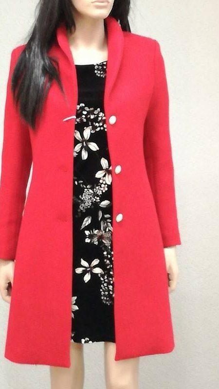 Matta Rinascimento Online Cappotto Rosso Shop Abbigliamento La wSRn86qa