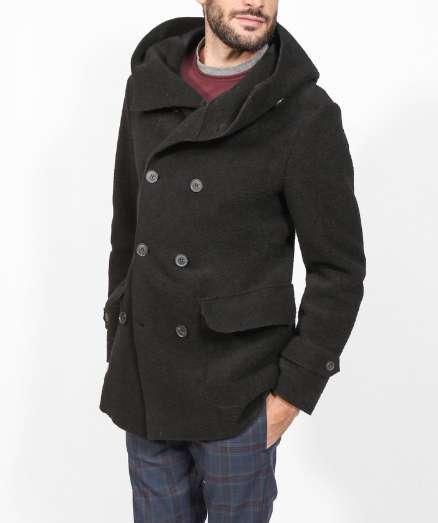Cappotto IMPERIAL Uomo - LA MATTA Abbigliamento  2975428e37ab