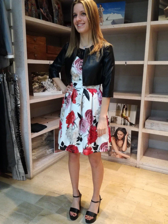 Abbigliamento Online Rinascimento La Nero Matta Shop Bolero I77qCA afe6c9f50bf