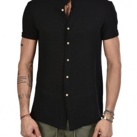 T Shirt Lino Uomo Xagon Man