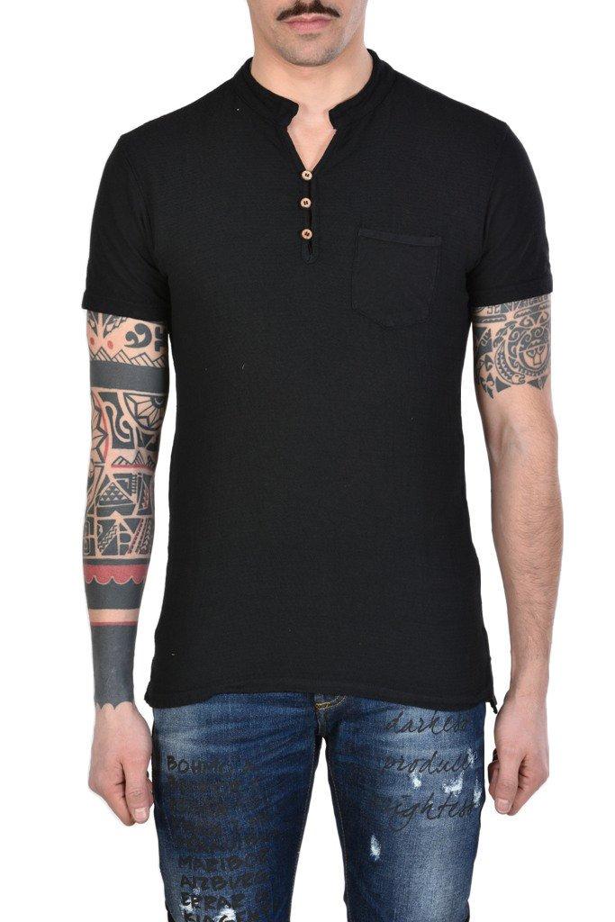 T Shirt Uomo Serafino
