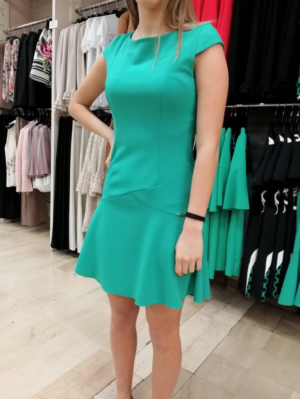abito verde rinascimento la matta abbigliamento shop online. Black Bedroom Furniture Sets. Home Design Ideas