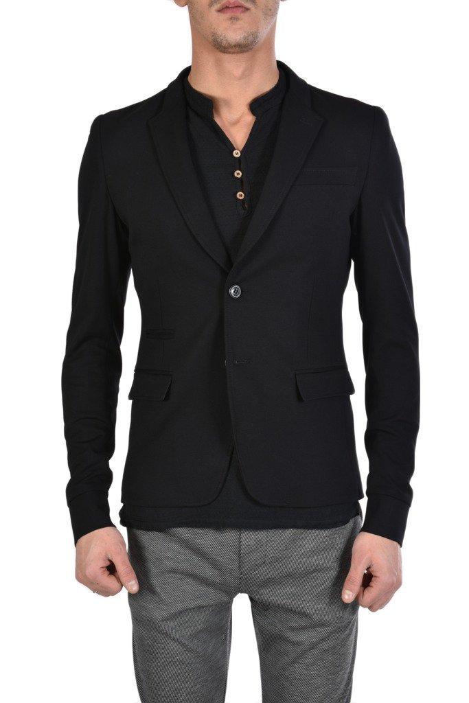Nera Giacca In Uomo Italy Shop Abbigliamento Made La Matta HFx5xwt