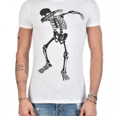 T Shirt Stampa Xagon Man Dab Dance