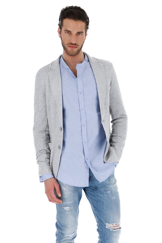 Uomo Imperial Matta Online La Shop Abbigliamento Giacca Grigia TF5wqff 7e8f85f82ae1