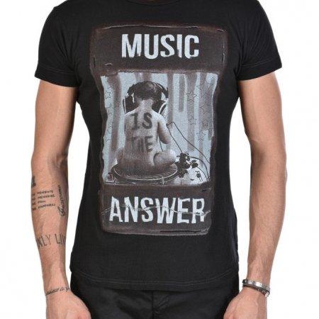 T Shirt Stampate Uomo