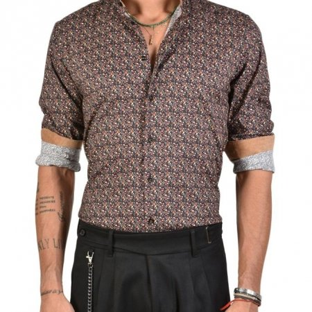 Camicia microfantasia XAGON MAN