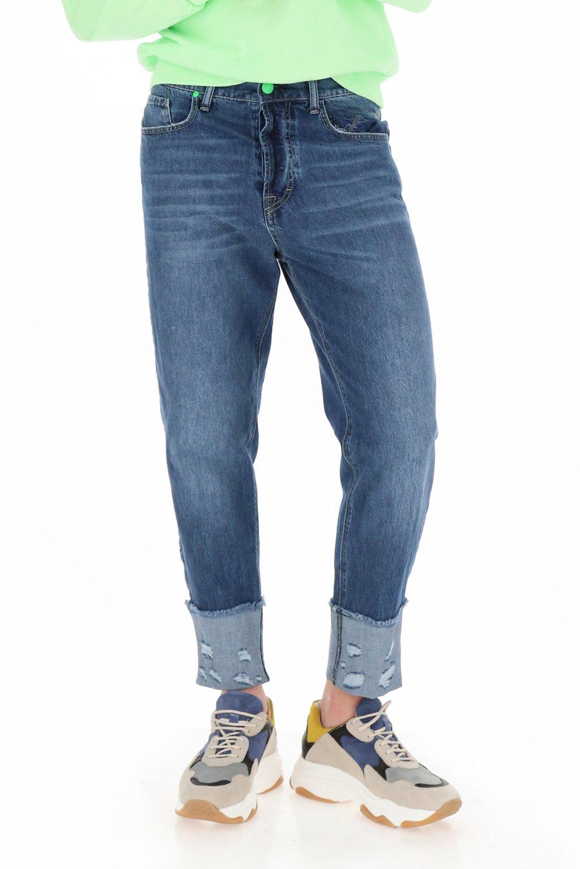 5e9906b50efb77 IMPERIAL Jeans abbottonatura in vista - LA MATTA Abbigliamento | Shop