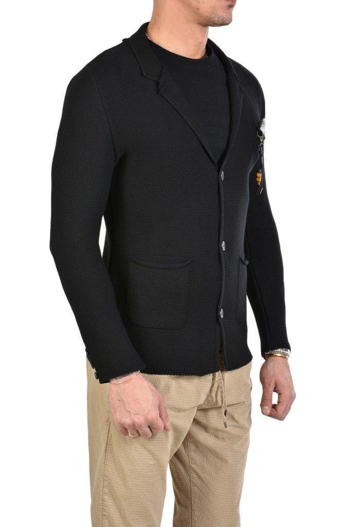 GIACCA Nera Uomo Xagon Man LA MATTA Abbigliamento  Shop Online