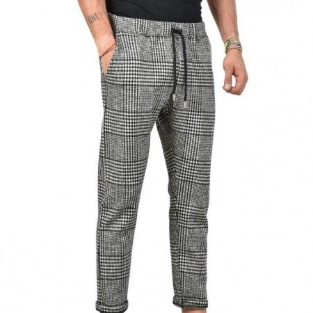 Pantaloni Pied de Poule XAGON MAN