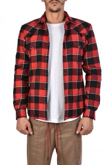 Camicia imbottita XAGON MAN