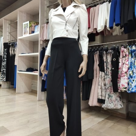 Pantaloni BERNA ITALIA Neri