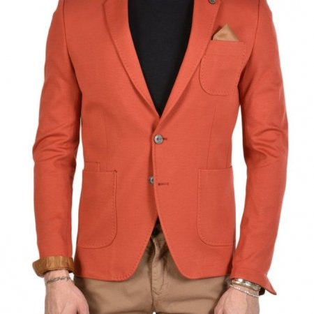 Giacca Uomo Arancione XAGON MAN