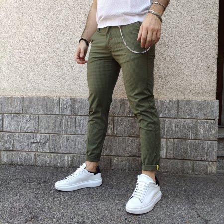 BERNA Uomo Pantaloni
