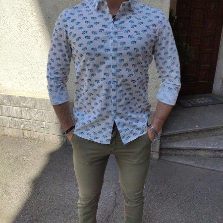 Camicia BERNA