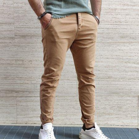 Pantaloni Beige Uomo XAGON MAN