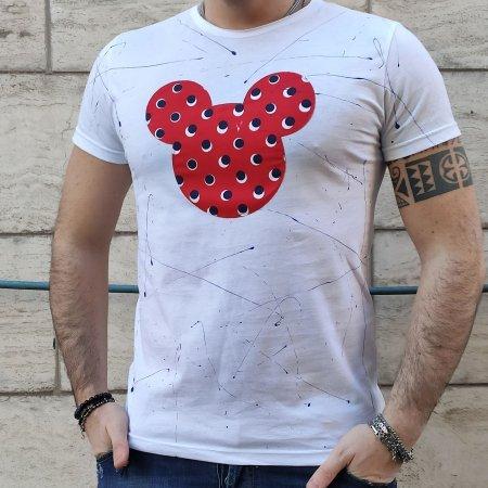 T Shirt Topolino V2
