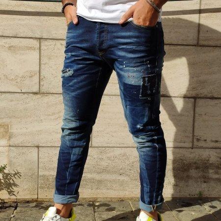 Skinny Jeans Uomo XAGON MAN