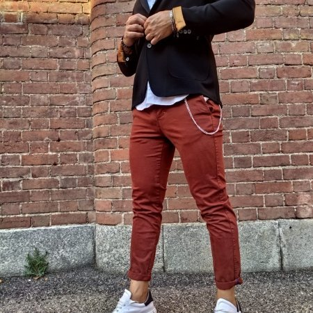 Pantaloni Uomo BERNA