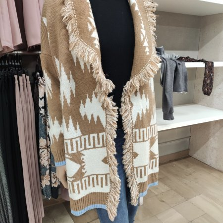 BLUE JOINT Cardigan