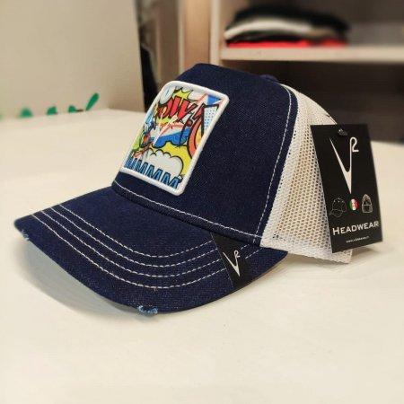 Cappello Uomo Visiera V2