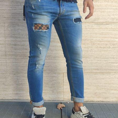 Jeans V2 Uomo