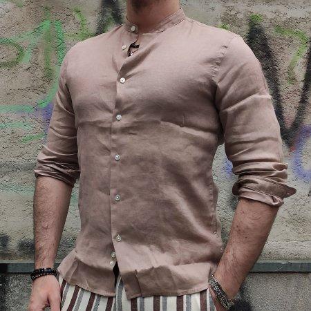 Camicia di Lino Uomo BERNA