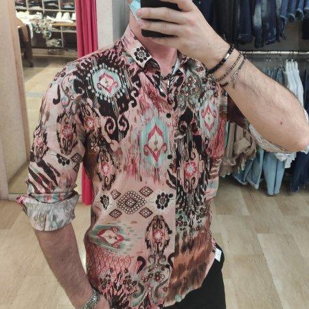 Camicia in Viscosa SL56